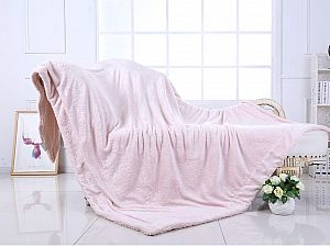 Плед Sofi De Marko Верди, розовый