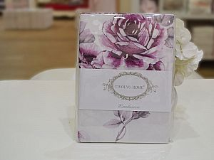 Наволочки Tivolyo Purple Rose 50х70 см