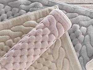 Набор ковриков Gelin Home Erguvan, серый