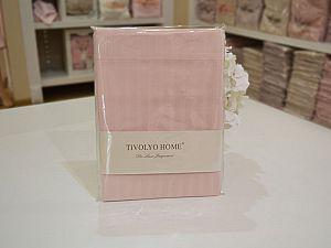 Наволочки Tivolyo Jaquard 50х70 см, розовые