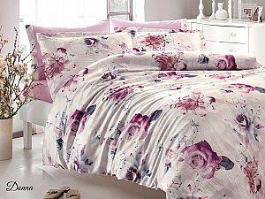 Постельное белье Tivolyo Donna, розовый
