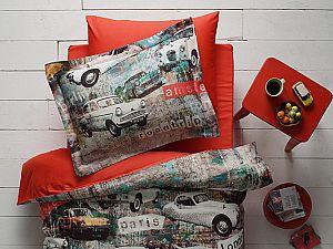 Постельное белье Tivolyo Delux Garage