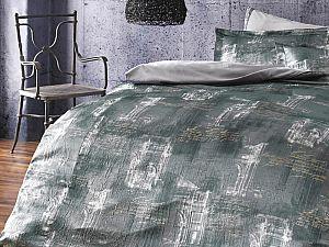 Постельное белье Tivolyo Marsalis, серый