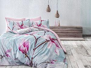 Постельное белье Tivolyo Delux Orchidea, розовый