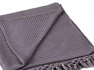 Полотенце Buldan Bohem 50х90 см, серое