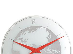 Часы настенные Урбаника Atlas