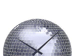 Часы настенные Урбаника Disco