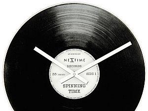 Часы настенные Урбаника Spinning Time