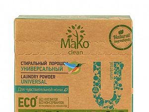 Порошок стиральный Mako clean Universal  (650 г)