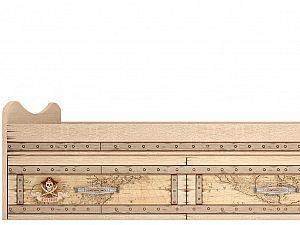 Кровать Ижмебель Квест (90)  с ящиками 5 (комплектация 1)