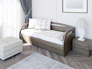 Кровать Торис Вега Донго c ящиками (2 я 70 (Д))