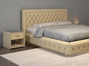 Кровать Moon Trade Биг Бен Модель 586 Суфле с подъемным механизмом
