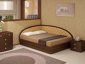 Кровать Торис Юма Тинто правое