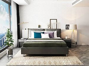 Кровать IQ Bed Hamburg