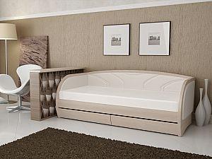 Кровать Торис Вега Луар с 2 ящиками (2я 70 (Л))
