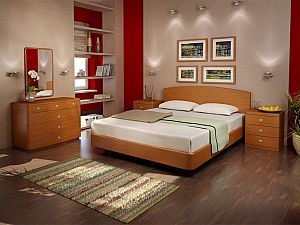 Кровать Торис Мати Фрато