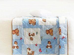 Одеяло Altro Kids Мой медвежонок 110х140