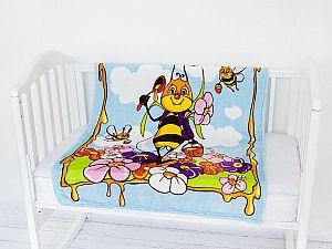 Плед ОТК Пчелы