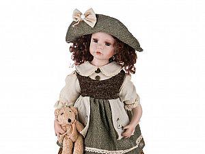 Фарфоровая кукла 346-008-5
