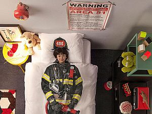 Постельное белье Snurk Пожарный