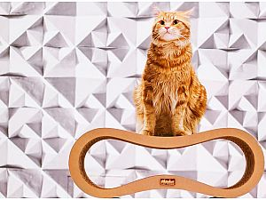 Когтеточка Cat Home Wawe XL