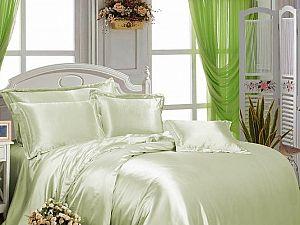 Постельное белье Luxe Dream Светло-Зеленый