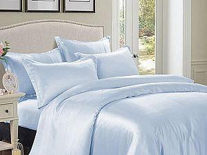 Постельное белье Luxe Dream Sky blue