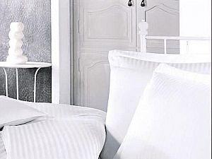 Постельное белье Clasy Stripe Белый