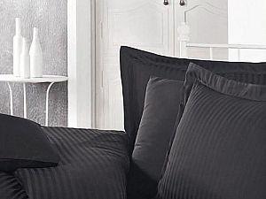 Постельное белье Clasy Stripe Черный