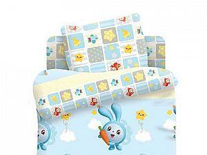 Постельное белье в детскую кроватку Непоседа Крош
