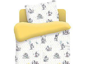 Постельное белье в детскую кроватку Непоседа Зайчата