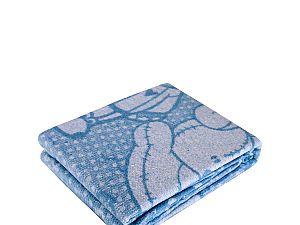 Байковое одеяло ОТК Слоник