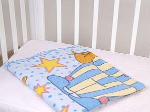 Байковое одеяло ОТК Пора спать