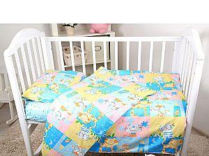 Детское постельное белье ОТК Котята