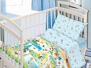 Детское постельное белье ОТК Семеро козлят