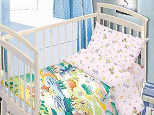 Детское постельное белье ОТК Колобок
