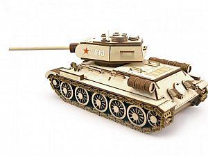 Конструктор 3D-Пазл Lemmo Танк Т-34-85, арт. Т-34
