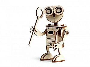 Конструктор 3D-Пазл Lemmo Робот Сан, арт. 00-26