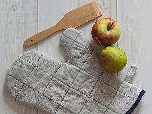 Прихватка-рукавичка Helgi Home Датские вафли