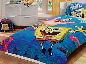 Постельное белье Sponge Bob Underwater