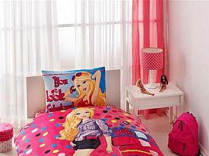 Постельное белье Barbie Face of Fasihon