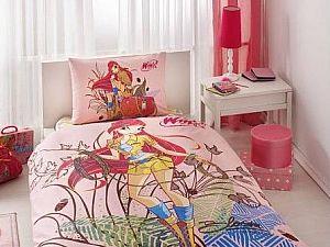Постельное белье Winx Bloom Nature Love