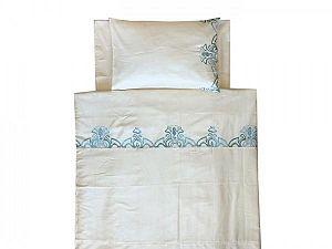 Детское постельное белье Helgi Home Морской конёк