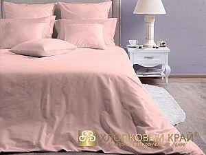 Постельное белье Хлопковый край Дымчатая Роза