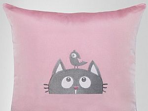 Декоративная подушка Primavelle Кот