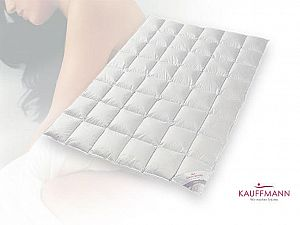 Одеяло Kauffmann Premium Clima Tencel, очень легкое