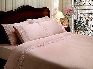 Постельное белье Tivolyo Segreti, розовый
