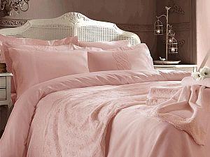 Постельное белье Tivolyo Cameo, розовый