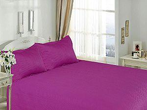 Покрывало Arya Robin с наволочками, пурпурный