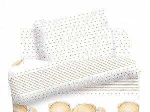 Постельное белье в детскую кроватку Непоседа Близнецы